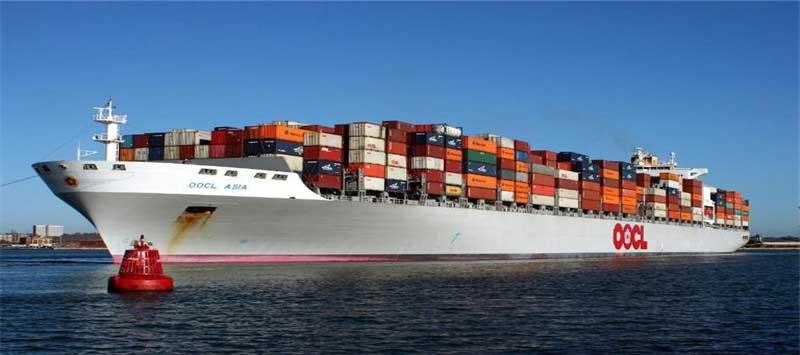 Sea Freight Shenzhen Max Century International Logistics
